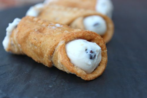 Mini Cannolis