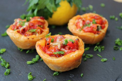 Provencal Vegetable Tarts