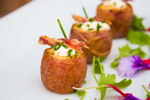Mini Baked Potato
