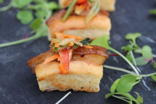 Mini Pork Belly Banh Mi
